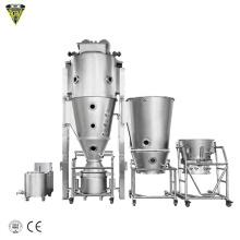 fluid bed dryer and granulator granulating machine