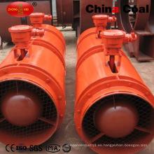 Ventilador axial de la fan del ventilador de la mina de carbón del túnel subterráneo de Fbd
