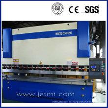 Freno de prensa de chapa metálica de control numérico (WC67Y-125T 3200)