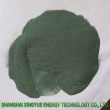 Aplicación de industria refractaria de nanopartículas de polvo de carburo de silicio verde