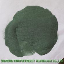 Зеленый порошок карбида кремния наночастиц тугоплавкой индустрии