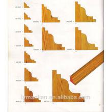 Inde coin design en bois beeding