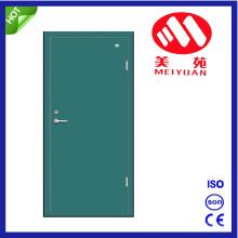 Более низкая цена 90минут Противопожарная стальная дверь с высоким качеством