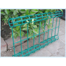 PVC Coated Double Cricle Welded Fence