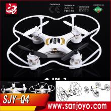 668-Q4 Juguete y Aficiones Mini UFO 2.4G 4CH 6axis fabricación drone RTF acceot OEM Juguetes