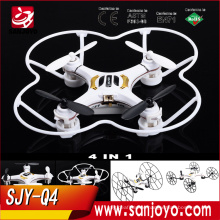 668-Q4 Toy&Hobbies Mini UFO 2.4G 4CH 6axis manufacture drone RTF acceot OEM Toys