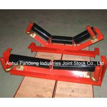 Rodillo de entrenamiento para transportador de cinta