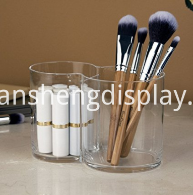 Acrylic All-Purpose Makeup Brush Organizer