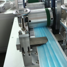 Ligne de production de masques faciaux de machine de masque automatique