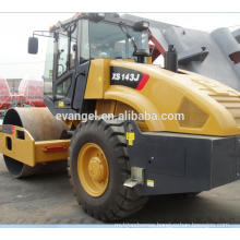 2017 Cheap 14ton new road roller price XS143J used road roller for sale