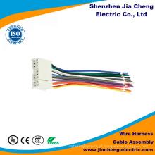 Multi função do chicote de fios do fio da lâmpada do carro da luz auto