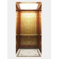 Spiegel geätzter Edelstahl Home Elevator