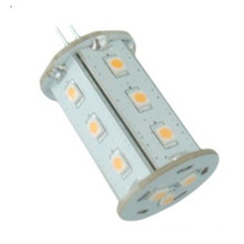 2.5W 18 smd 12V AC/DC or 10-30V DC G4 led marine lamps