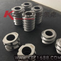 twin screw extruder parts screw elements