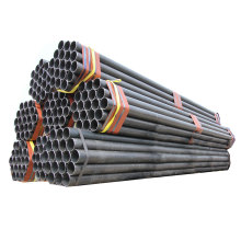 Q195 1.2 inch black round steel pipe 42mm structure carbon welded steel pipe