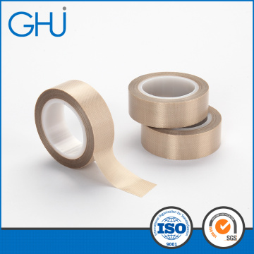Cloth PTFE Fiberglass Adhesive Tape