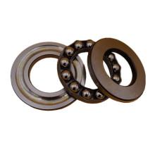 Fabricante creíble Marca 20x35x10mm Rodamiento axial de bolas de empuje 51104 Dimensiones Tolerancias Desalineación