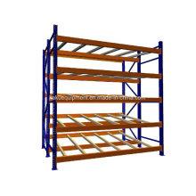 Industrial Storage Steel Carton Flow Shelving