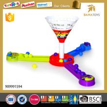 Educacional jogo de brinquedo indoor tiro crianças jogo