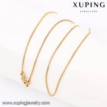 42978 -Xuping Acessórios de exibição de jóias para mulheres colar
