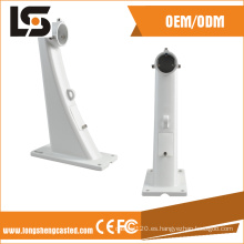 El OEM de aluminio a presión el soporte montado en la pared de la cámara CCTV de poste de la fundición
