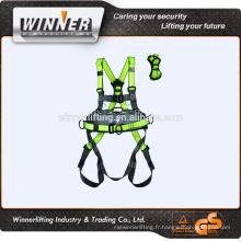 NOUS le type standard de haute sécurité de protection antichute harnais d'escalade alpinisme