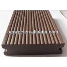 ECO sólida sólida wpc sólido decking / wpc suelo sólido
