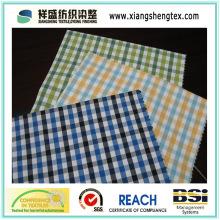 100% tela de algodón para la camisa