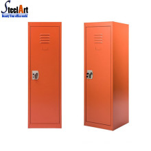 Modern design clothes locker steel children wardrobe