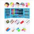 2018 nueva llegada Art school stationery set Kids Artist pintura Sets 208 unids