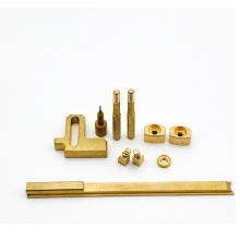 Custom Machining cnc Auto Lathe Turned Machinery Brass Mechanical Machining Parts Service