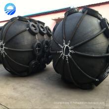Amortisseur de bateau de vente chaude de haute résistance pour le chantier naval utilisé pour le bateau au dock