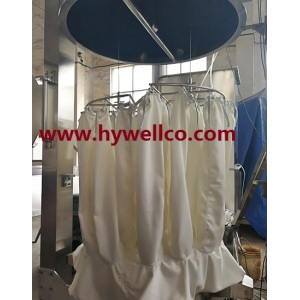 Granules Fluidized Drying Machine