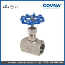 Alta qualidade SS alta pressão Válvula de agulha / ar de óleo de gás Válvula de agulha com preço