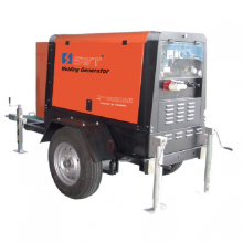 Grupo electrógeno diesel de soldadura