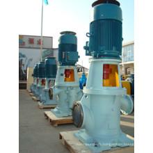 Pompe à vis verticale de haute qualité