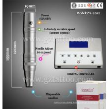 12pin Microneedle/Skin Nurse System-Derma Roller Machine (ZX-1201)