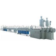 Fournir HDPE silicone base chaîne de production de pipe