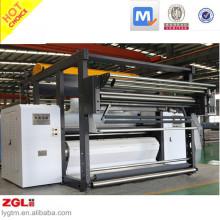 Máquina de pulido de los rodillos dobles de Sme472CH para las telas de materia textil