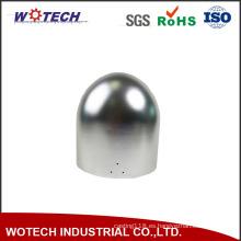 Sombra ligera de aluminio hecha girar OEM