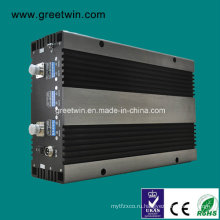 27дБм Lte700 + GSM850 + PCS1900 + Aws1700 Ретранслятор репитера мобильного телефона (GW-27L7CPA)