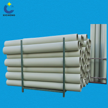 China for Long PP Ventilated Round Tubes Pp plastic ventilation round pipe export to Dominican Republic Supplier