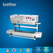 2016 kontinuierliche Band Sealer Maschine mit Solid-Ink Printing