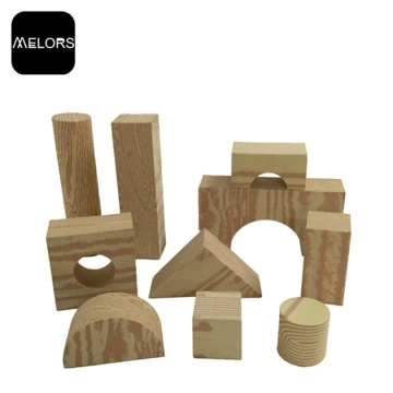 Melors Soft Foam Building Blocks EVA Foam Toys