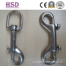 Swivel Snap Hook, Double End Swivel Snap Hook, Stainless Steel 316, Stainless Steel 304, Rigging Hardware, Marine Hardware