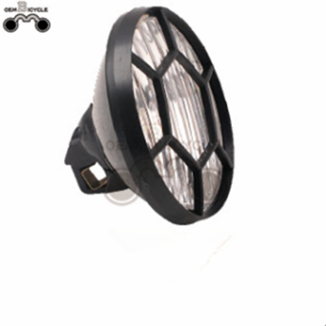 Hot sale nice design Built-in battery safty bicycle led front light