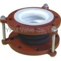 PTFE Lined rubber compound compensator Expansion joints