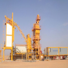 Mobile Marini  Asphalt Mixing Plant  Layout