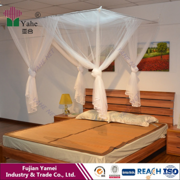 Canapé 4 canapés lit à baldaquin lit simple moustiquaire