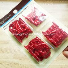 Adhesive Foil Alfabeto / Letra Brillantes Adhesivos